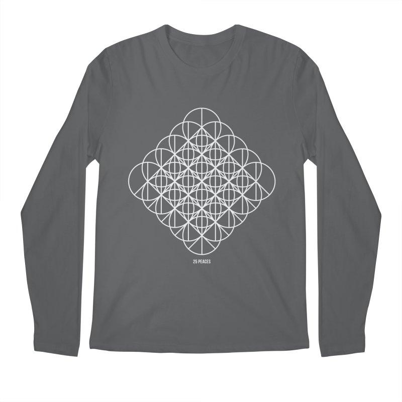 25 Peaces Men's Longsleeve T-Shirt by grzechotnick's Artist Shop