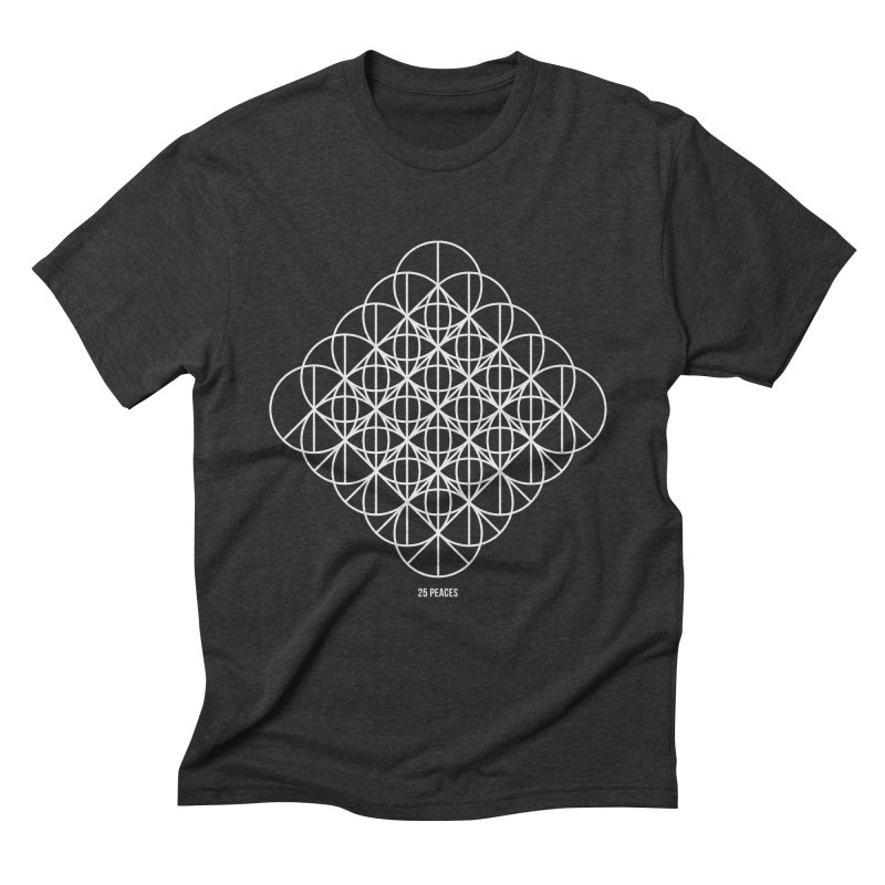 25 Peaces Men's Triblend T-shirt by grzechotnick's Artist Shop