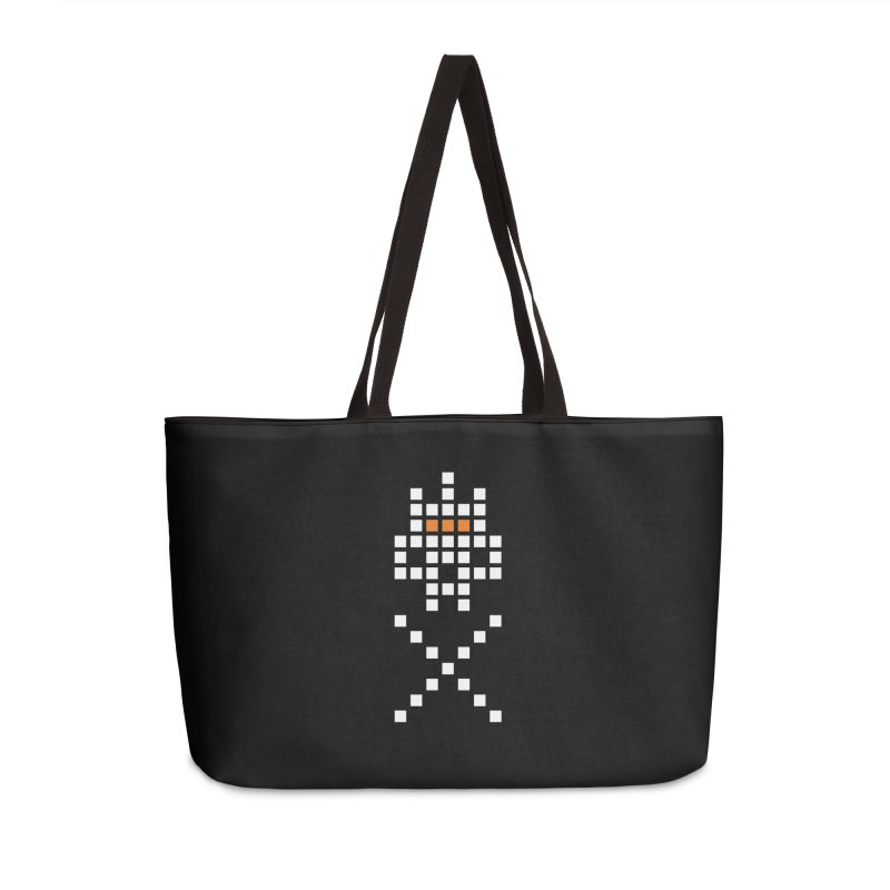 49 Squares Accessories Weekender Bag Bag by grzechotnick's Artist Shop