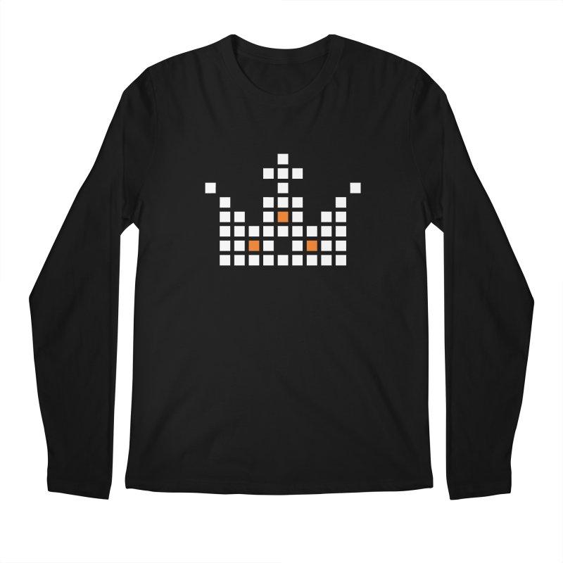 45 Squares Men's Longsleeve T-Shirt by grzechotnick's Artist Shop