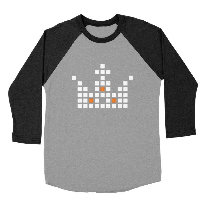45 Squares Women's Baseball Triblend Longsleeve T-Shirt by grzechotnick's Artist Shop