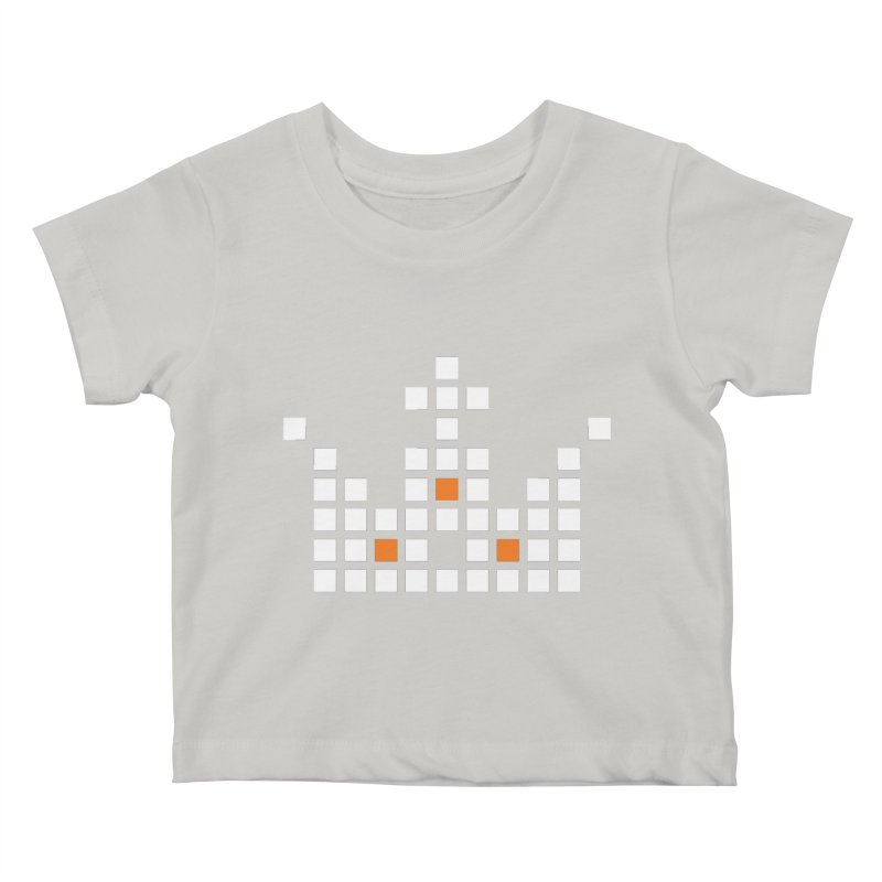 45 Squares in Kids Baby T-Shirt Stone by grzechotnick's Artist Shop