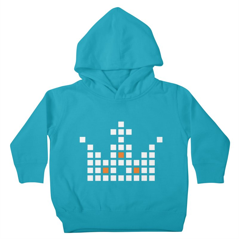 45 Squares Kids Toddler Pullover Hoody by grzechotnick's Artist Shop