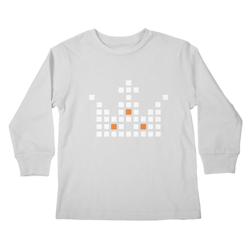 45 Squares Kids Longsleeve T-Shirt by grzechotnick's Artist Shop
