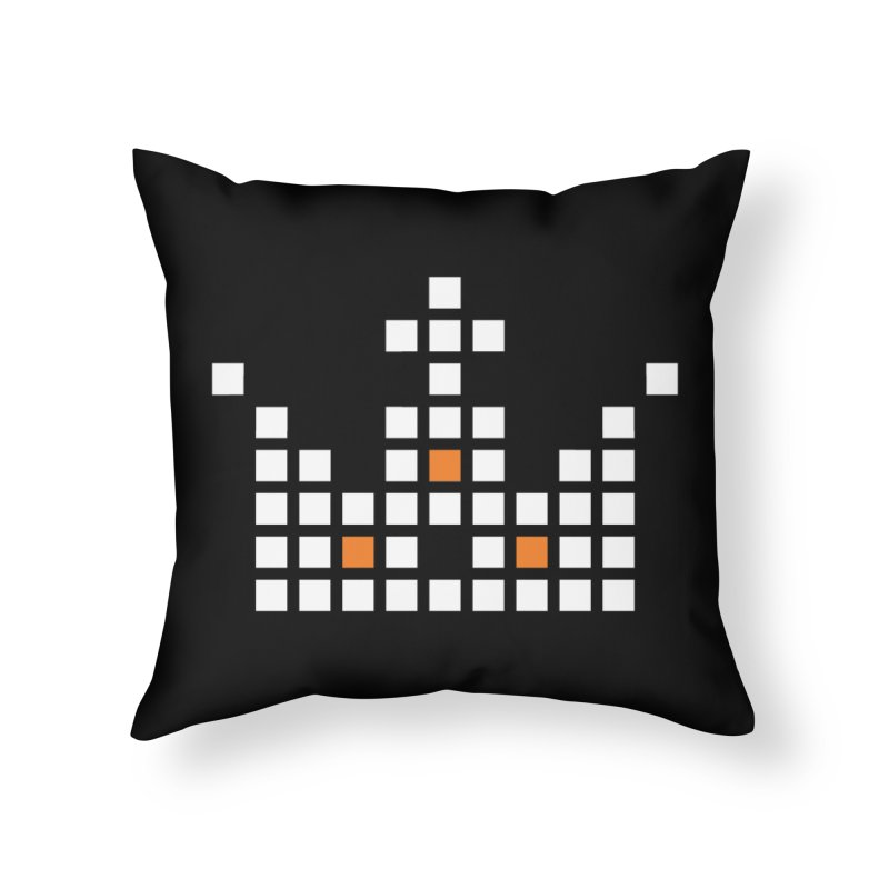 45 Squares Home Throw Pillow by grzechotnick's Artist Shop