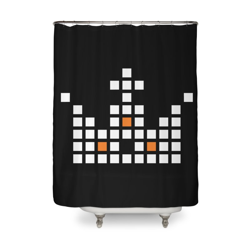 45 Squares Home Shower Curtain by grzechotnick's Artist Shop
