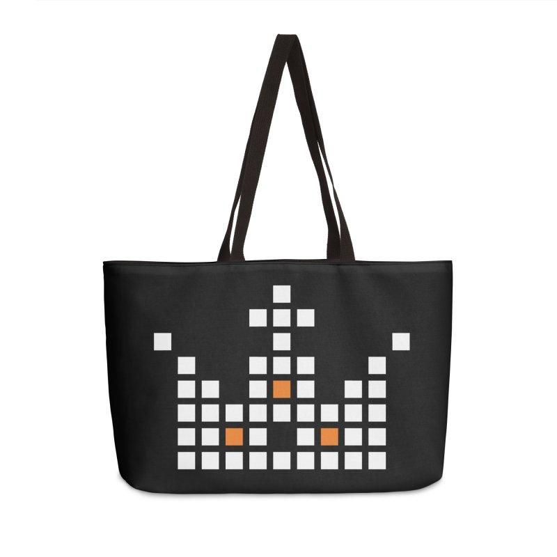45 Squares Accessories Weekender Bag Bag by grzechotnick's Artist Shop