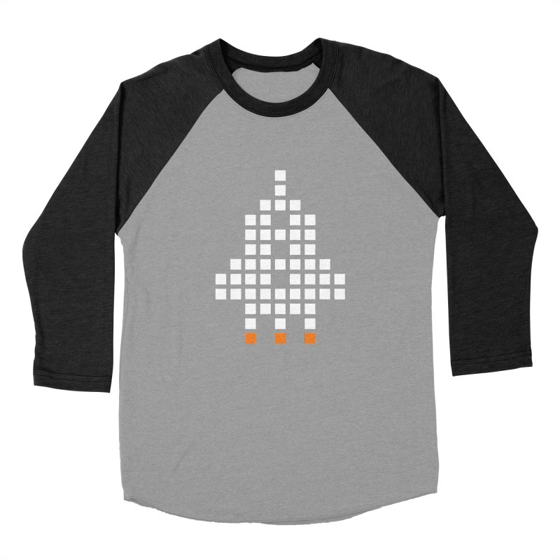53 Squares Women's Baseball Triblend T-Shirt by grzechotnick's Artist Shop