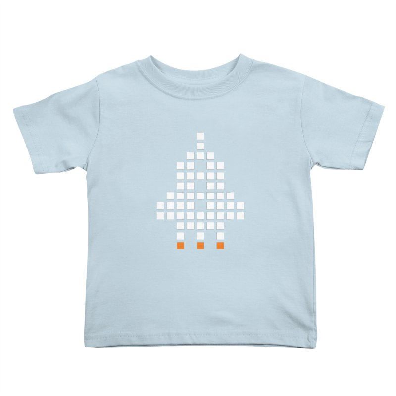 53 Squares Kids Toddler T-Shirt by grzechotnick's Artist Shop