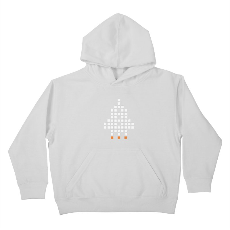 53 Squares Kids Pullover Hoody by grzechotnick's Artist Shop