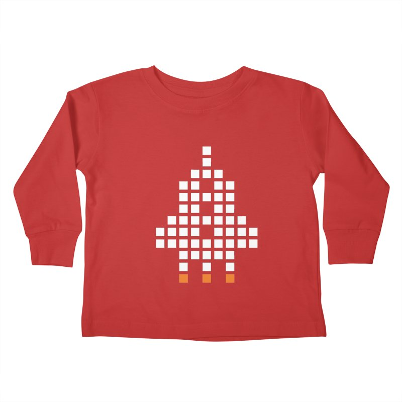 53 Squares Kids Toddler Longsleeve T-Shirt by grzechotnick's Artist Shop