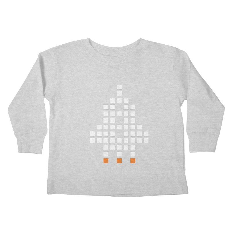 53 Squares Kids Toddler Longsleeve T-Shirt by grzechotnick's Artist Shop