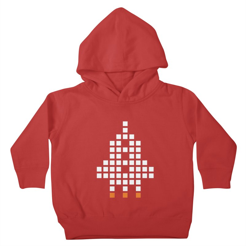 53 Squares Kids Toddler Pullover Hoody by grzechotnick's Artist Shop