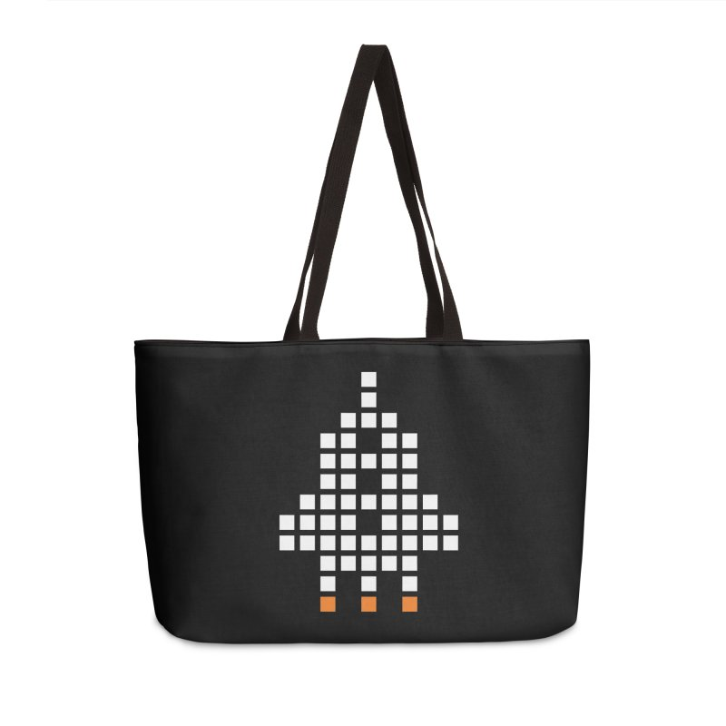 53 Squares Accessories Weekender Bag Bag by grzechotnick's Artist Shop