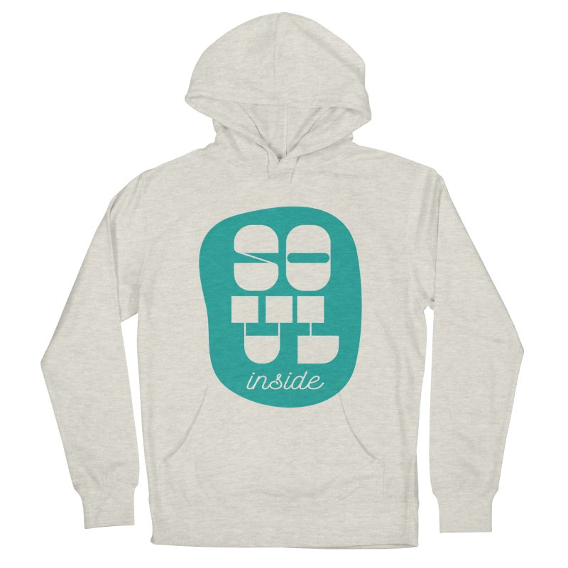 Soul (is) inside (you) Women's Pullover Hoody by grzechotnick's Artist Shop