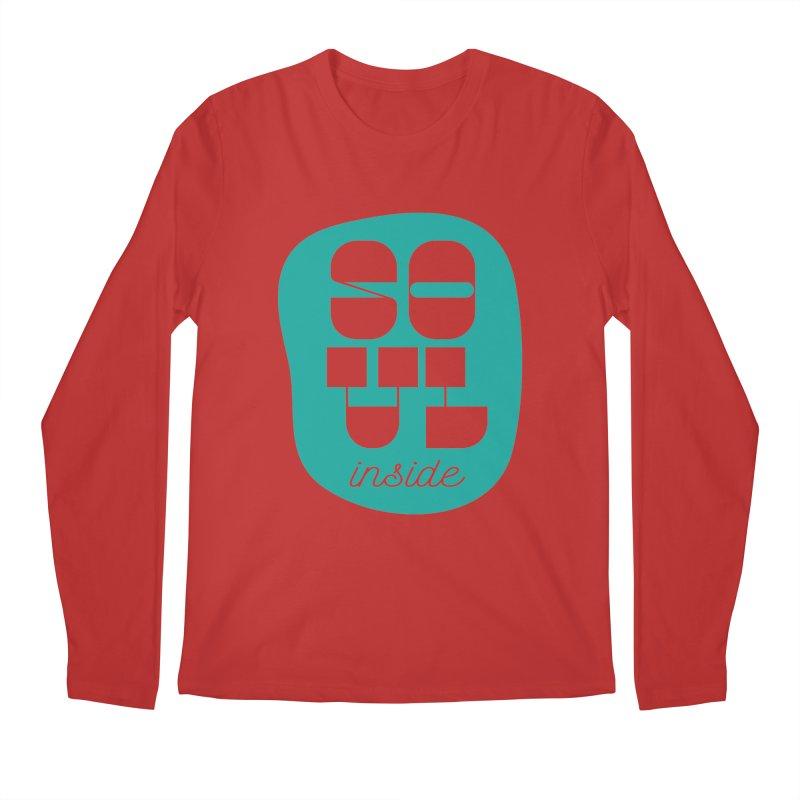 Soul (is) inside (you) Men's Longsleeve T-Shirt by grzechotnick's Artist Shop