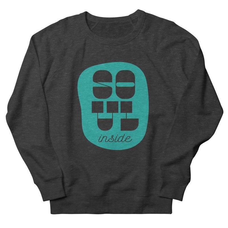 Soul (is) inside (you) Men's Sweatshirt by grzechotnick's Artist Shop
