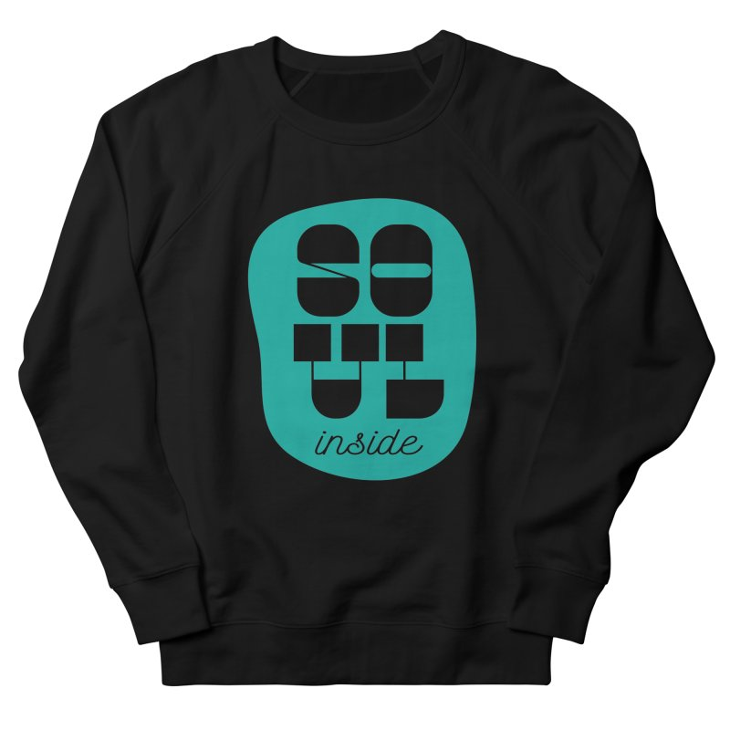 Soul (is) inside (you) Men's Sweatshirt by grzechotnick's Artist Shop