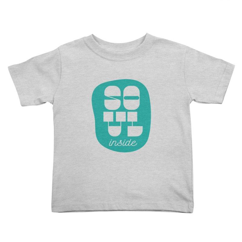 Soul (is) inside (you) Kids Toddler T-Shirt by grzechotnick's Artist Shop