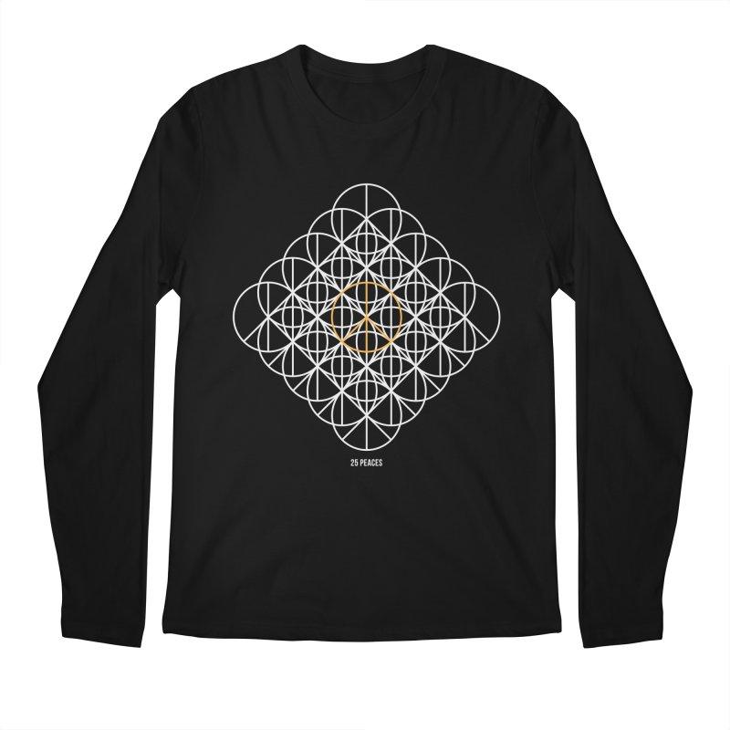 24 peaces + 1 Men's Longsleeve T-Shirt by grzechotnick's Artist Shop