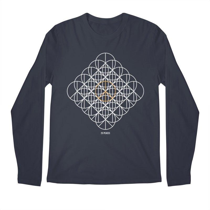 24 peaces + 1 Men's Regular Longsleeve T-Shirt by grzechotnick's Artist Shop