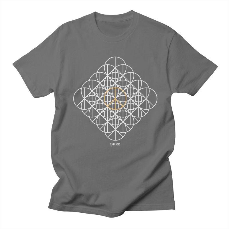 24 peaces + 1 Men's Regular T-Shirt by grzechotnick's Artist Shop