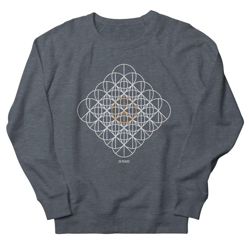 24 peaces + 1 Women's French Terry Sweatshirt by grzechotnick's Artist Shop