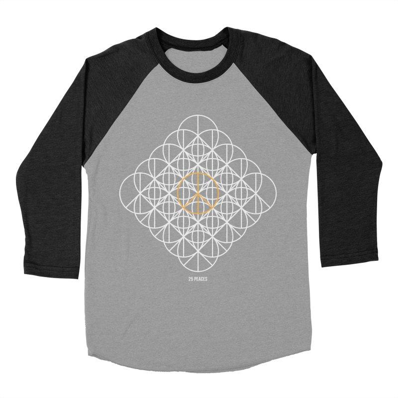 24 peaces + 1 Women's Baseball Triblend T-Shirt by grzechotnick's Artist Shop