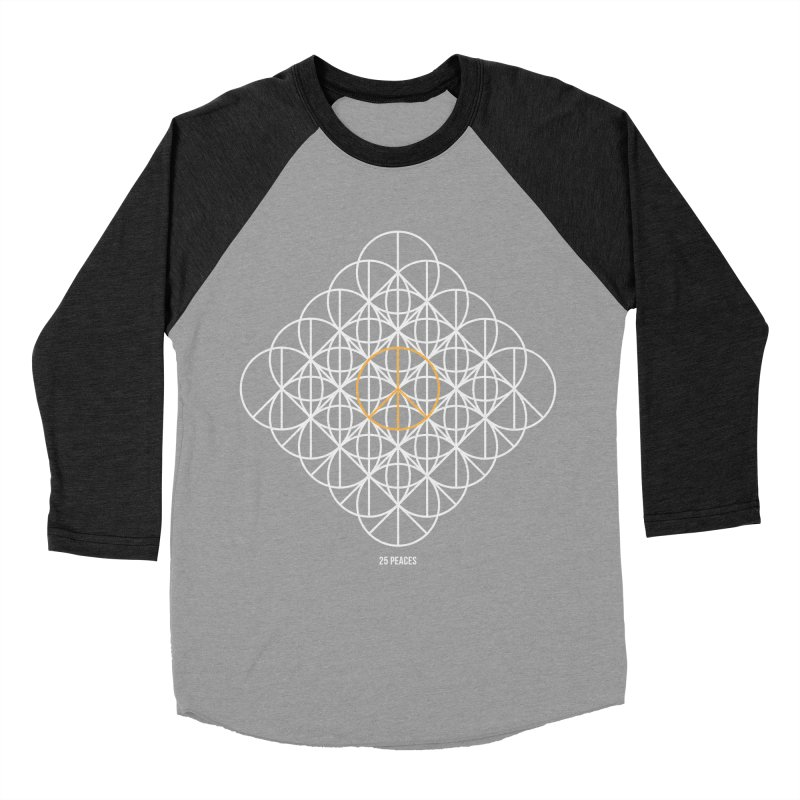 24 peaces + 1 Women's Baseball Triblend Longsleeve T-Shirt by grzechotnick's Artist Shop