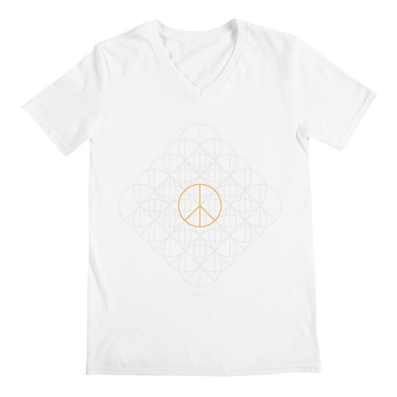 24 peaces + 1 Men's V-Neck by grzechotnick's Artist Shop