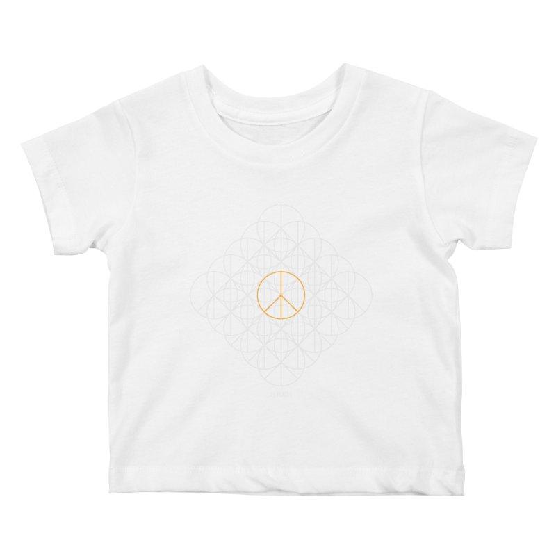 24 peaces + 1 Kids Baby T-Shirt by grzechotnick's Artist Shop