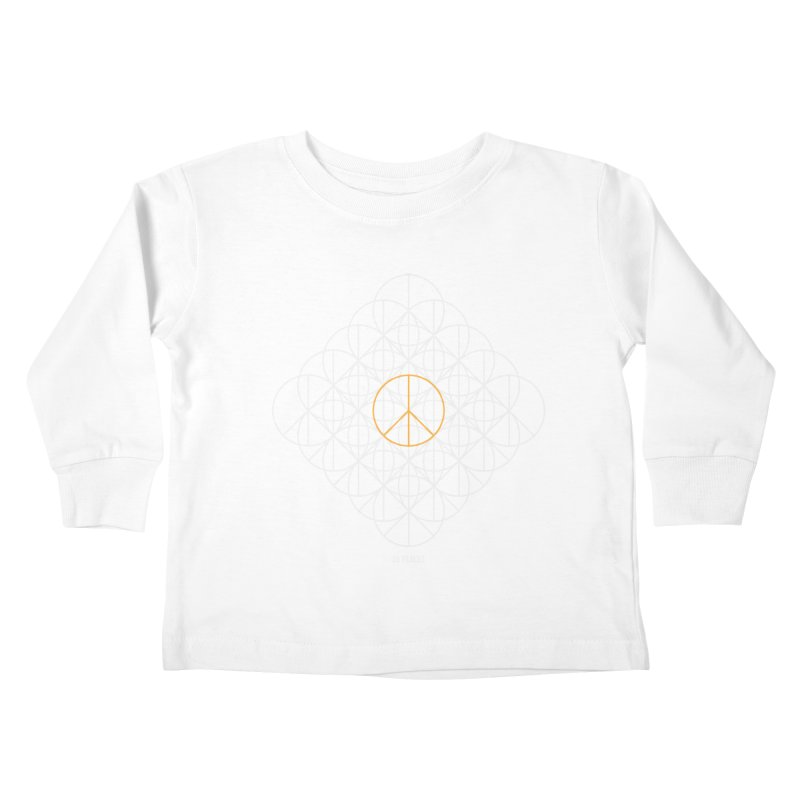 24 peaces + 1 Kids Toddler Longsleeve T-Shirt by grzechotnick's Artist Shop