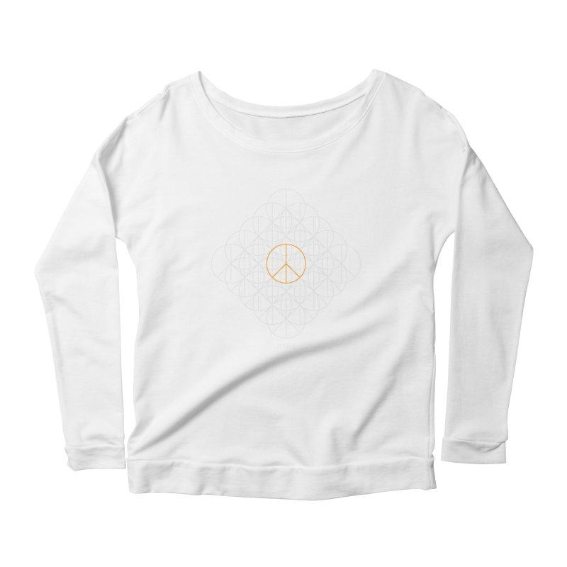 24 peaces + 1 Women's Scoop Neck Longsleeve T-Shirt by grzechotnick's Artist Shop
