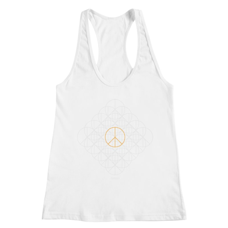 24 peaces + 1 Women's Racerback Tank by grzechotnick's Artist Shop