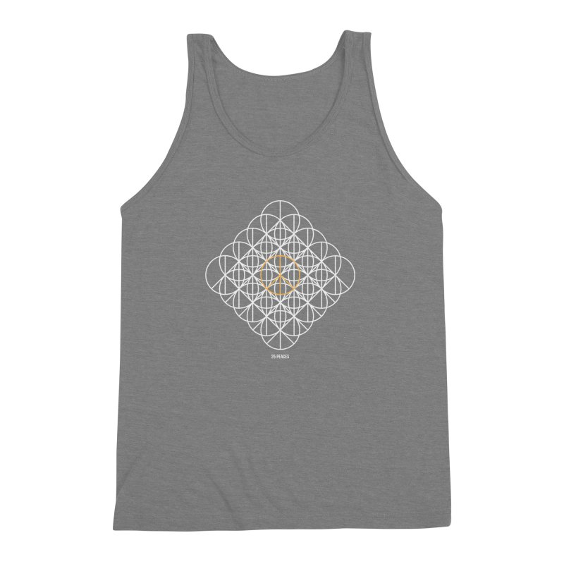 24 peaces + 1 Men's Triblend Tank by grzechotnick's Artist Shop