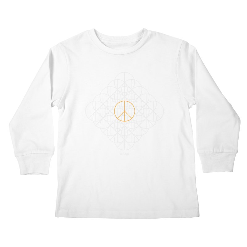 24 peaces + 1 Kids Longsleeve T-Shirt by grzechotnick's Artist Shop