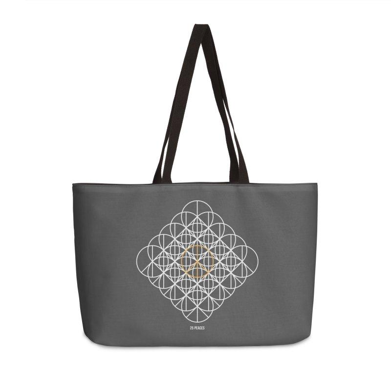 24 peaces + 1 Accessories Weekender Bag Bag by grzechotnick's Artist Shop