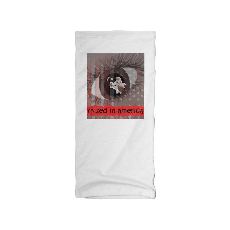 Raised In America Accessories Neck Gaiter by G Slade : Official Merchandise