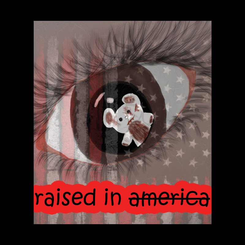 Raised In America Accessories Mug by G Slade : Official Merchandise