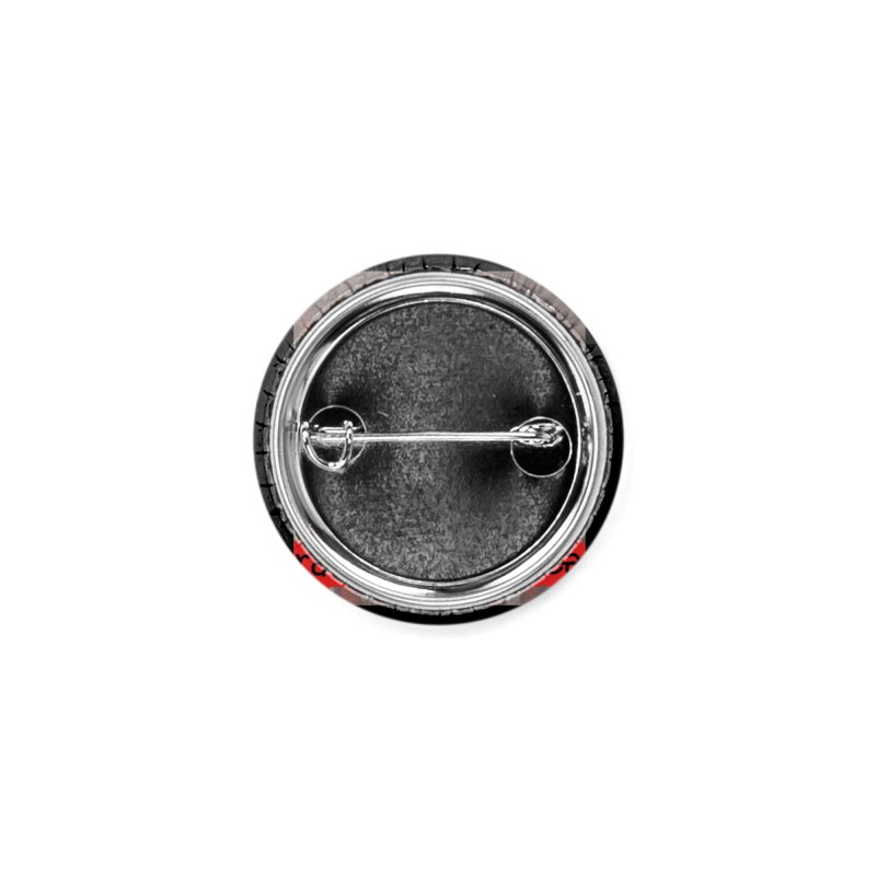 Raised In America Accessories Button by G Slade : Official Merchandise