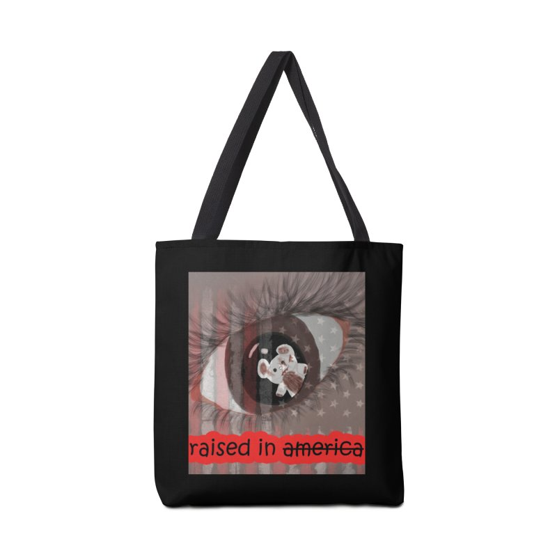 Raised In America Accessories Bag by G Slade : Official Merchandise