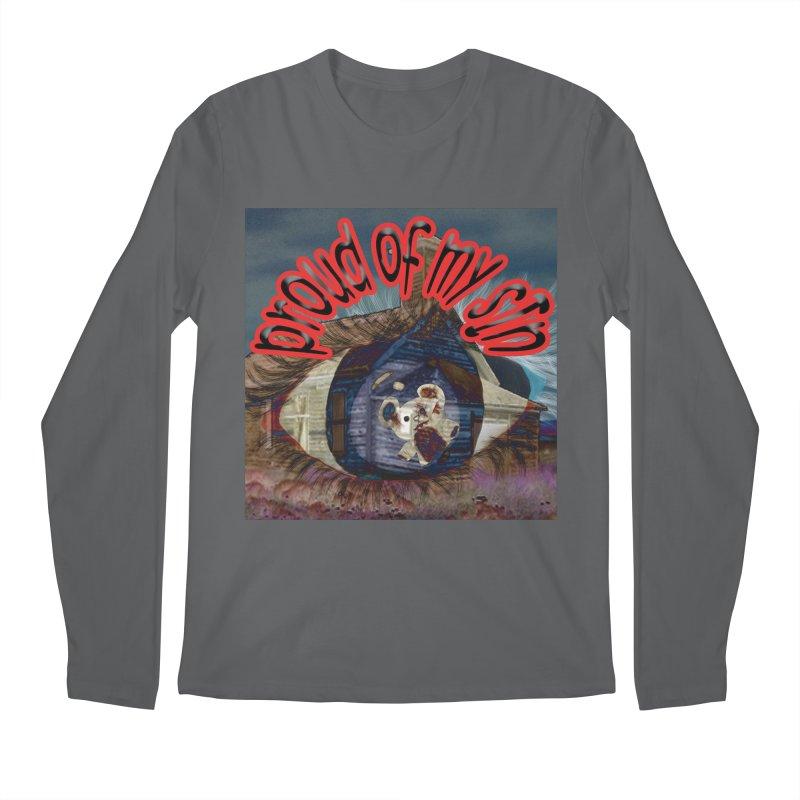 Proud of My Sin Men's Longsleeve T-Shirt by G Slade : Official Merchandise