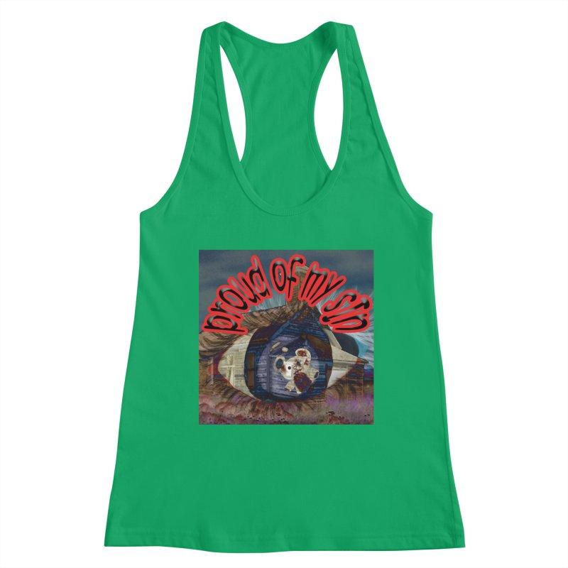Proud of My Sin Women's Tank by G Slade : Official Merchandise