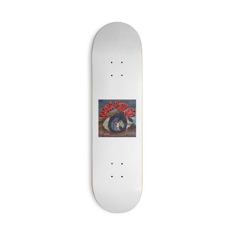 Proud of My Sin Accessories Skateboard by G Slade : Official Merchandise
