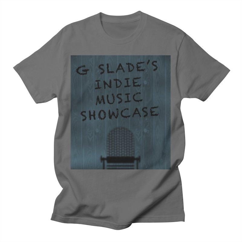 G Slade Show Logo Men's T-Shirt by G Slade : Official Merchandise