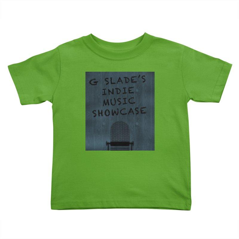 G Slade Show Logo Kids Toddler T-Shirt by G Slade : Official Merchandise