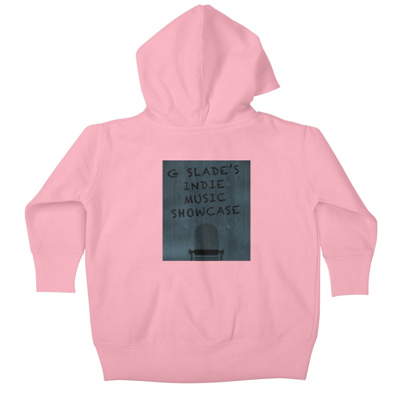 G Slade Show Logo Kids Baby Zip-Up Hoody by G Slade : Official Merchandise