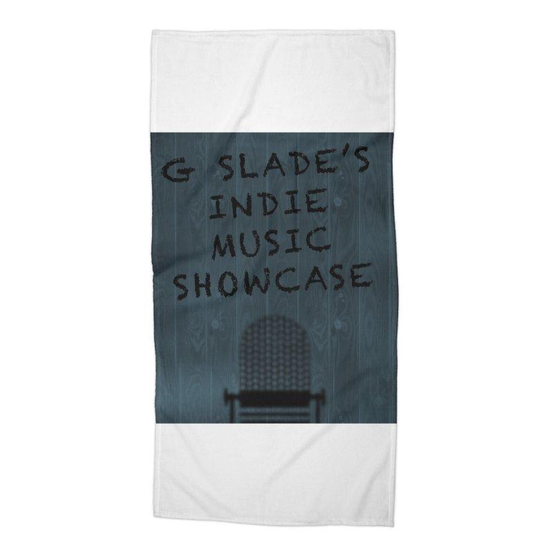 G Slade Show Logo Accessories Beach Towel by G Slade : Official Merchandise