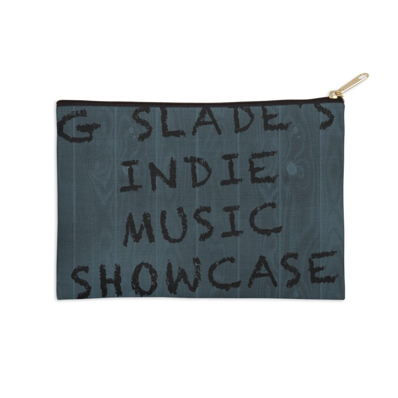 G Slade Show Logo Accessories Zip Pouch by G Slade : Official Merchandise