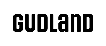 Logo for Gudland Design